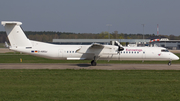 Eurowings (LGW) Bombardier DHC-8-402Q (D-ABQJ) at  Hannover - Langenhagen, Germany