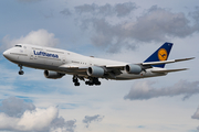 Lufthansa Boeing 747-830 (D-ABYC) at  Frankfurt am Main, Germany