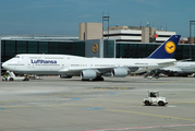 Lufthansa Boeing 747-830 (D-ABYK) at  Frankfurt am Main, Germany