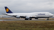 Lufthansa Boeing 747-830 (D-ABYN) at  Frankfurt am Main, Germany
