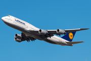 Lufthansa Boeing 747-830 (D-ABYP) at  Frankfurt am Main, Germany