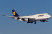 Lufthansa Boeing 747-830 (D-ABYQ) at  Frankfurt am Main, Germany