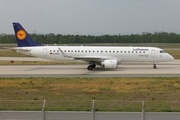 Lufthansa Regional (CityLine) Embraer ERJ-190LR (ERJ-190-100LR) (D-AECE) at  Frankfurt am Main, Germany