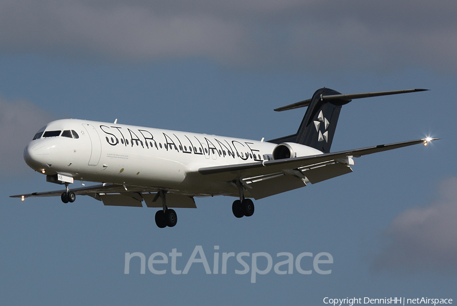 Contact Air Fokker 100 (D-AFKB) | Photo 403387