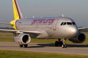 Germanwings Airbus A319-132 (D-AGWI) at  Hannover - Langenhagen, Germany