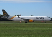 Condor Airbus A321-211 (D-AIAI) at  Munich, Germany