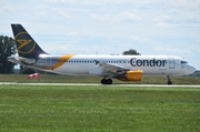 Condor Airbus A320-212 (D-AICG) at  Munich, Germany