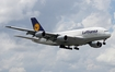 Lufthansa Airbus A380-841 (D-AIMJ) at  Miami - International, United States