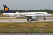 Lufthansa Airbus A320-211 (D-AIQH) at  Frankfurt am Main, Germany