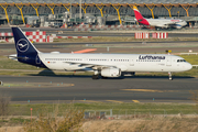 Lufthansa Airbus A321-131 (D-AIRY) at  Madrid - Barajas, Spain
