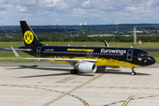 Eurowings Airbus A320-214 (D-AIZR) at  Dortmund, Germany