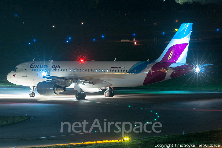 Eurowings Airbus A320-214 (D-AIZV) | Photo 89891