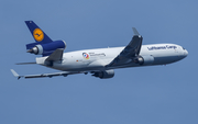 Lufthansa Cargo McDonnell Douglas MD-11F (D-ALCC) at  Frankfurt am Main, Germany