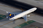 Lufthansa Cargo McDonnell Douglas MD-11F (D-ALCK) at  Los Angeles - International, United States