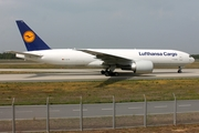 Lufthansa Cargo Boeing 777-FBT (D-ALFB) at  Frankfurt am Main, Germany
