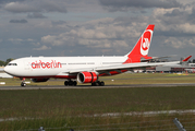 Air Berlin Airbus A330-223 (D-ALPA) at  Hamburg - Fuhlsbuettel (Helmut Schmidt), Germany