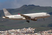 Sundair Airbus A320-214 (D-ASEE) at  Gran Canaria, Spain