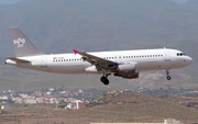Sundair Airbus A320-214 (D-ASMR) at  Gran Canaria, Spain