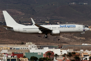 SunExpress Germany Boeing 737-8K5 (D-ASXZ) at  Gran Canaria, Spain