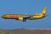 TUIfly Boeing 737-8K5 (D-ATUD) at  Gran Canaria, Spain