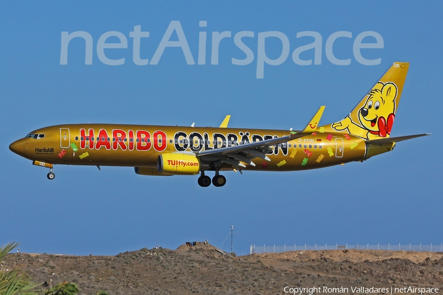 TUIfly Boeing 737-8K5 (D-ATUD) | Photo 340731