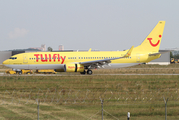 TUIfly Boeing 737-8K5 (D-ATUG) at  Stuttgart, Germany