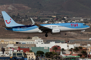 TUI Airlines Germany Boeing 737-8K5 (D-ATUJ) at  Gran Canaria, Spain
