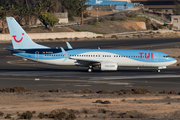 TUI Airlines Germany Boeing 737-8K5 (D-ATYA) at  Gran Canaria, Spain