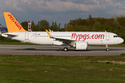 Pegasus Airlines Airbus A320-251N (D-AUAB) at  Hamburg - Finkenwerder, Germany