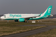 Flynas Airbus A320-251N (D-AUAG) at  Hamburg - Finkenwerder, Germany