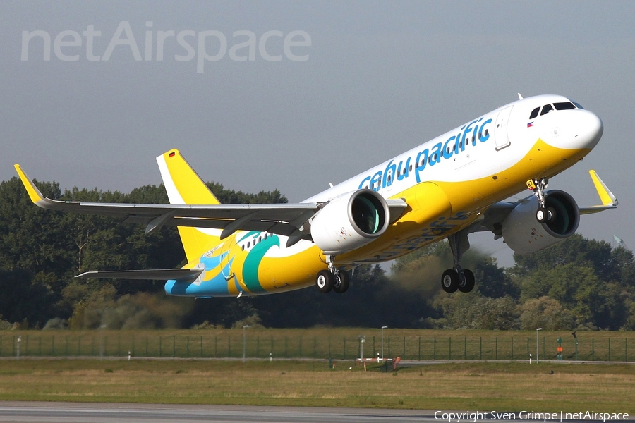 Cebu Pacific Airbus A320-271N (D-AUAW) | Photo 349347
