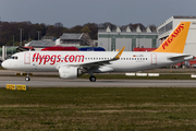 Pegasus Airlines Airbus A320-251N (D-AUBJ) at  Hamburg - Finkenwerder, Germany