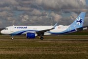 Interjet Airbus A320-251N (D-AVVS) at  Hamburg - Finkenwerder, Germany