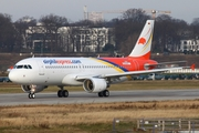 Airphil Express Airbus A320-214 (D-AVVY) at  Hamburg - Finkenwerder, Germany