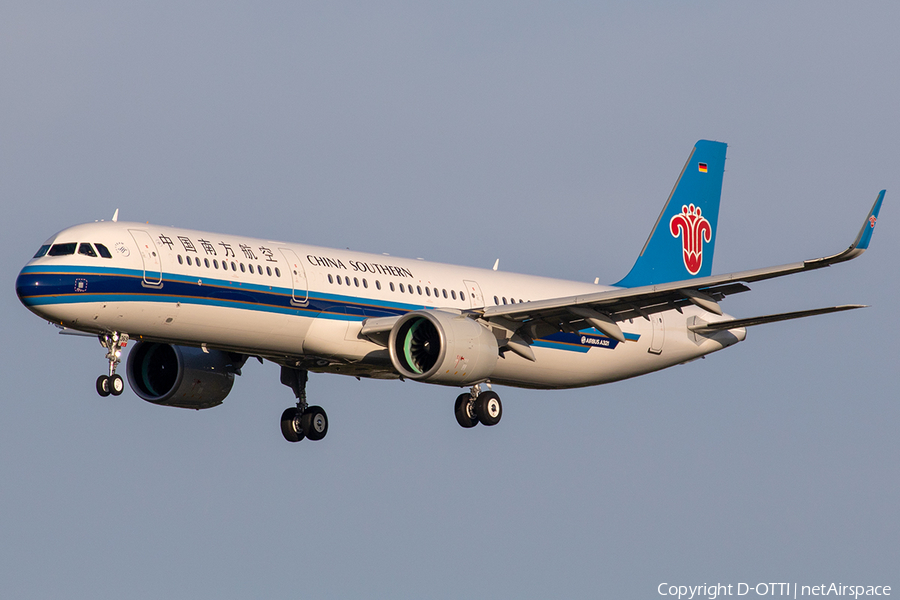 China Southern Airlines Airbus A321-271N (D-AVXM) | Photo 241736
