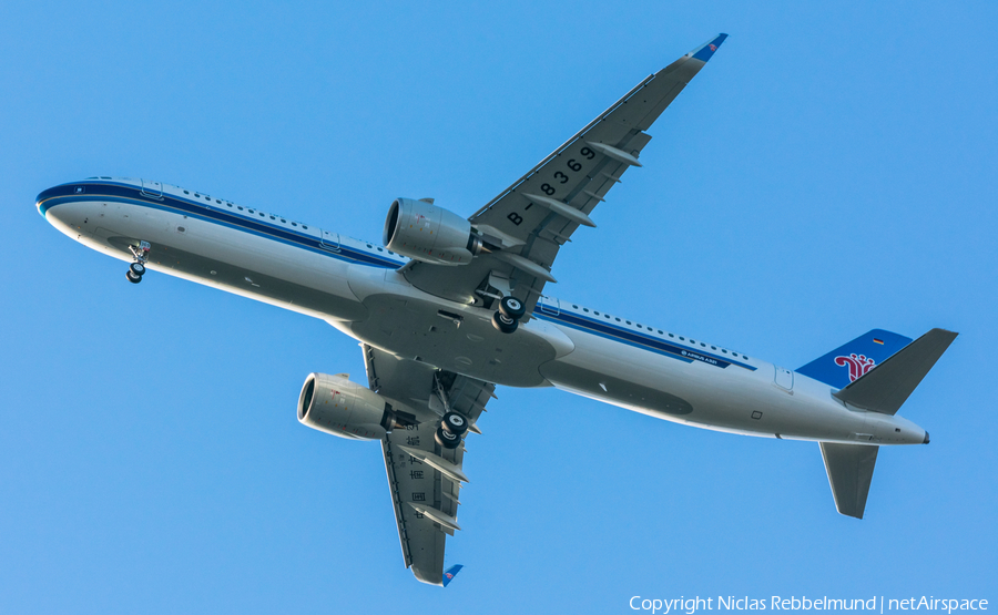 China Southern Airlines Airbus A321-271N (D-AVXM) | Photo 241706