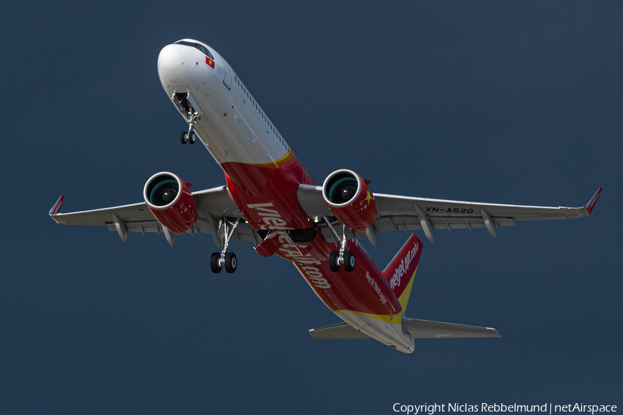 VietJet Air Airbus A321-271NX (D-AVXM) | Photo 347282