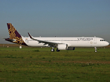 Vistara Airbus A321-251NX (D-AVXP) at  Hamburg - Finkenwerder, Germany