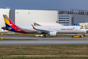 Asiana Airlines Airbus A321-251NX (D-AVXR) at  Hamburg - Finkenwerder, Germany
