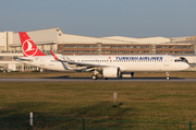 Turkish Airlines Airbus A321-271NX (D-AVYL) at  Hamburg - Finkenwerder, Germany