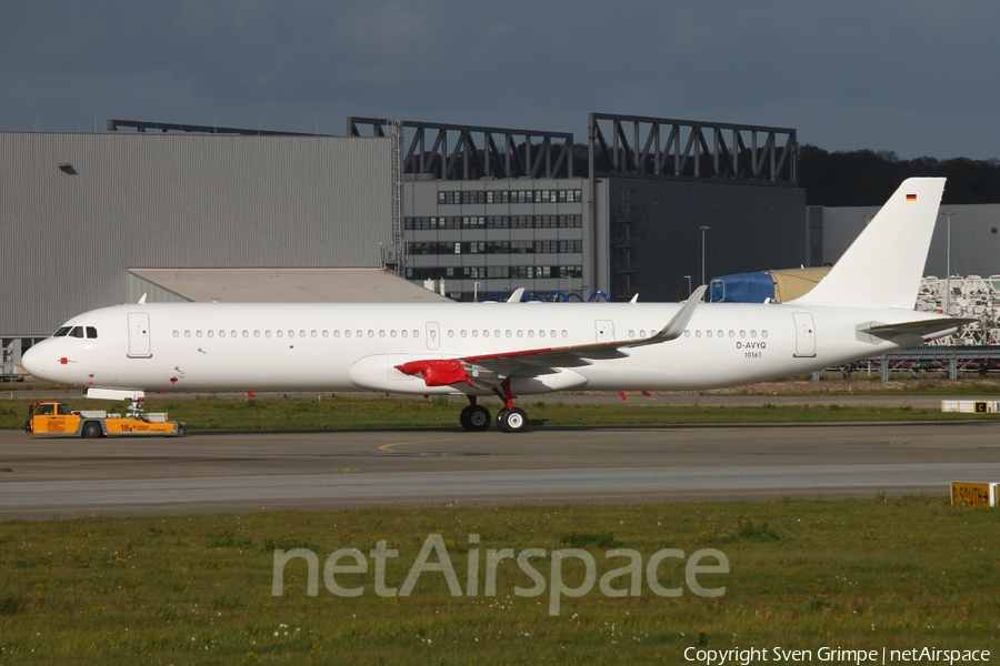 Capital Airlines Airbus A321-251NX (D-AVYQ) | Photo 409326