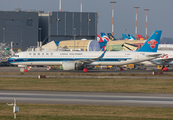 China Southern Airlines Airbus A321-253NX (D-AVZE) at  Hamburg - Finkenwerder, Germany