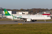 Spring Airlines Airbus A321-253NX (D-AVZH) at  Hamburg - Finkenwerder, Germany