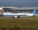 China Southern Airlines Airbus A321-271N (D-AVZL) at  Hamburg - Finkenwerder, Germany