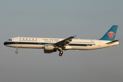 China Southern Airlines Airbus A321-211 (D-AVZT) at  Hamburg - Finkenwerder, Germany