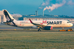 JetSMART Airbus A320-232 (D-AXAF) at  Hamburg - Finkenwerder, Germany