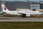 China Eastern Airlines Airbus A320-251N (D-AXAH) at  Hamburg - Finkenwerder, Germany
