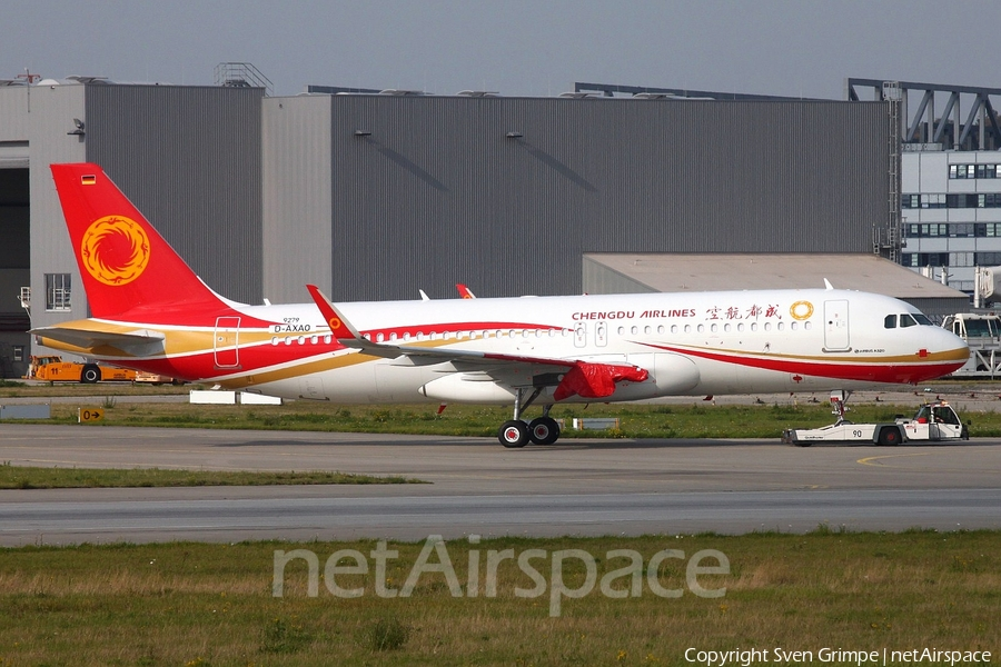 Chengdu Airlines Airbus A320-214 (D-AXAO) | Photo 349456