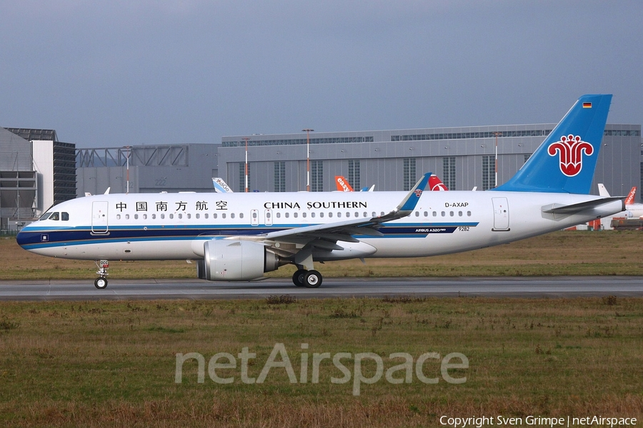 China Southern Airlines Airbus A320-251N (D-AXAP) | Photo 368027