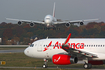 Avianca Airbus A320-233 (D-AXAS) at  Hamburg - Finkenwerder, Germany